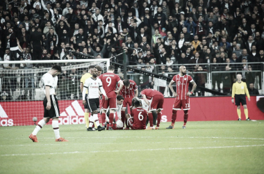 Una alegría incompleta para el Bayern