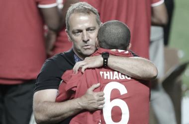 Presidente do Bayern de Munique confirma transferência de Thiago Alcântara ao Liverpool
