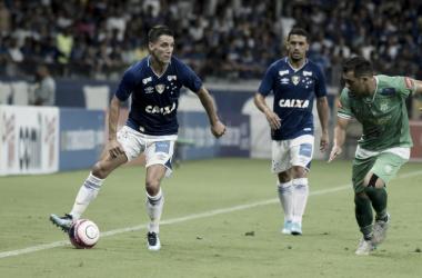 Depois de quase um mês, Thiago Neves pode voltar contra Boa Esporte (Foto: Washington Alves/Light Press/Cruzeiro)