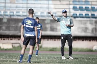 Sem os titulares, Grêmio visita Aragua em busca da classificação na Sul-Americana
