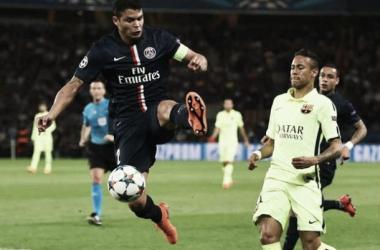 Silva will miss the second leg.