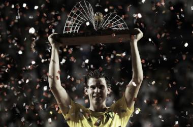 Austríaco vai disputar torneio pelo quarto ano seguido (Foto: Divulgação/Rio Open)