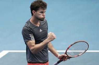 Wimbledon - Thiem avanti tutta, passano Isner e Berdych. Lopez si ritira