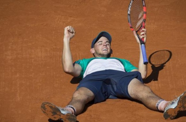Dominic Thiem victorious in Argentina. Photo: Argentina Open