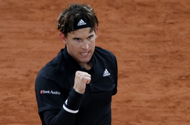 French Open: Dominic Thiem cruises past Marin Cilic