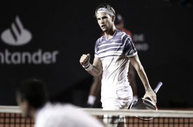 Thiem vira contra Munar e segue vivo pelo bicampeonato do Rio Open