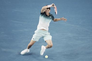 Na madruga, boladona♪♫(Foto: Divulgação/Australian Open)
