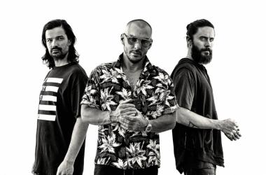 Foto: Thirty Seconds to Mars de Billboard