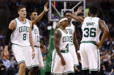 2015-2016 Boston Celtics Season Preview