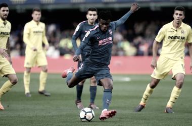 Thomas Partey || FOTO: Club Atlético de Madrid.
