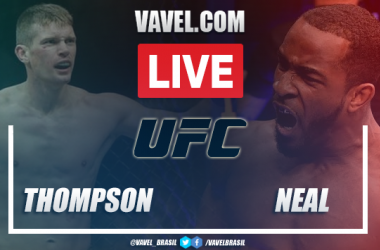 UFC Live Results: Stephen Thompson vs Geoff Neal updates in UFC Vegas 17
