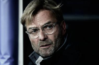 """Klopp, tras el empate en Moscú: """"No es solo alinear nombres y esperar que pase algo"""""""