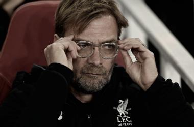 """Klopp, sobre la vuelta de Van Dijk: """"Quizá estén contentos y nos den las gracias por el dinero"""""""