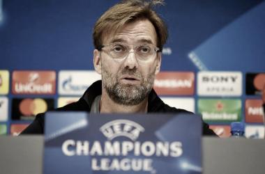 """Jurgen Klopp: """" La gente esperaba que la semifinal fuera Barcelona-City"""""""