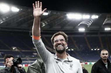 """Jürgen Klopp: """"Ir a una final está muy bien, pero ganarla es aún mejor"""""""
