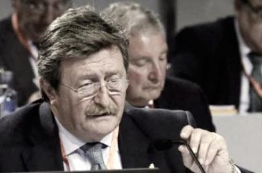 Larrea, nuevo miembro del Comité Ejecutivo de la UEFA