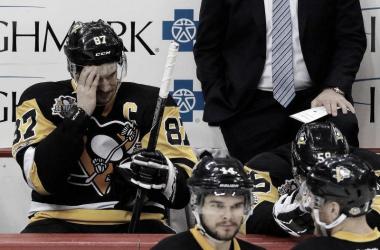 Sidney Crosby ha sufrido varias conmociones en su carrera | Foto: AP Images