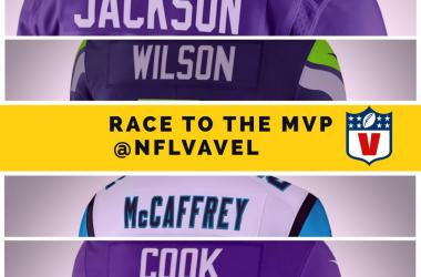 Power Rankings de jugadores: Race to the MVP semana 11