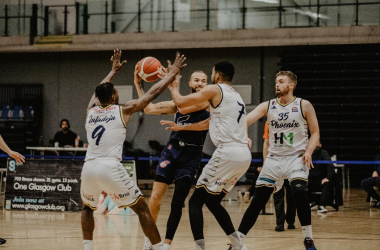 Glasgow Rocks vs Cheshire Phoenix - Sunday 15th November 2020 (Source - BBL)