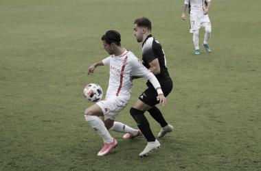 La Cultural y Deportiva Leonesa desaprovechó la oportunidad de descansar como líder. Foto: CyD Leonesa