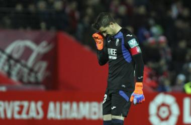 Resumen de la temporada 2017-2018: Granada CF, dudas en la portería