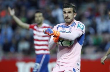 Granada CF - Rayo Vallecano: puntuaciones del Granada CF, jornada 38 de Segunda División