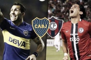El camino de Boca y Cerro Porteño rumbo a los octavos de final de la Copa Libertadores