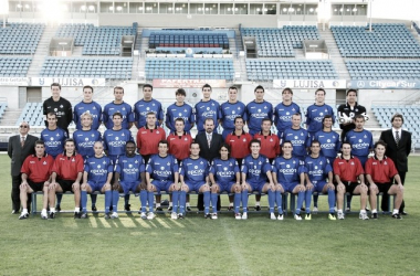Efemérides azulonas. Debut en Liga: Zaragoza - Getafe (3-1)