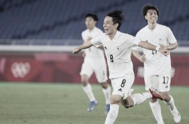 Japón dio cátedra ante Francia en la última jornada del grupo A y se medirá a Nueva Zelanda en los cuartos de final | Fotografía: AFC