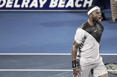 Tiafoe alcanza su primera final ATP