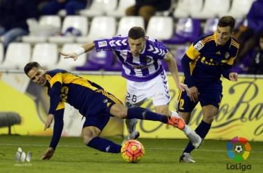 El Real Valladolid vuelve a los entrenamientos