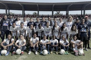 Junior de Barranquilla se prepara para afrontar la Liga Femenina con refuerzos de lujo