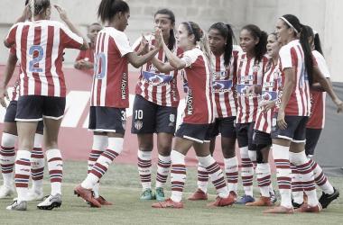 Las 'Tiburonas', a mantener el liderato del grupo C de la Liga Femenina ante Cúcuta