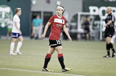 Veteran Tiffany Weimer joins Boston Breakers in hopes of bolstering their 2017 roster. (Source: CT Post Chronicle)
