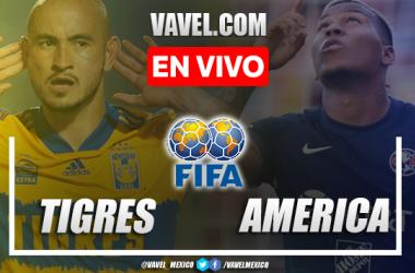 Gol y resumen del América 1-0 Tigresen Partido Amistoso 2021