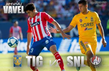Previa Tigres - Atlético de San Luis: comienza el camino rumbo al título