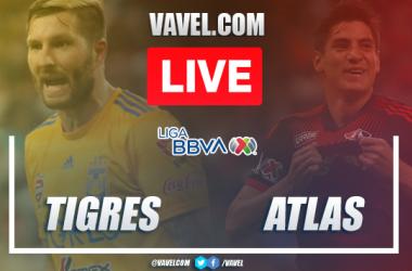 Goals and Highlights: Tigres 2-1 Atlas in Liga MX 2020