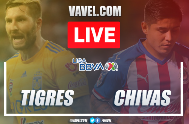 Goals and Highlights: Tigres 3-0 Chivas Guadalajara in 2020 Liga MX