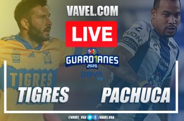 Goals and Highlights: Tigres 1-1 Pachuca, 2020 Liga MX