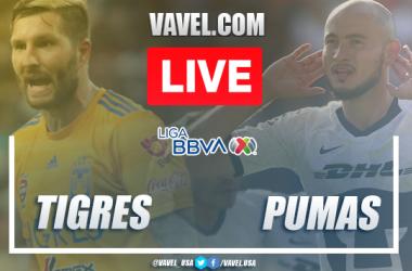 Highlights and goals: Tigres 3-0 Pumas on 2020 Liga MX