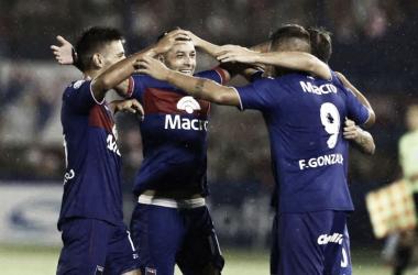 Tigre lleva dos éxitos en cadena en la Superliga. Debe continuar con la buena racha (Foto: TyC Sports).