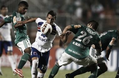 Tigre se dió el gusto de vencer a Palmeiras en 2013 (Foto: Conmebol).