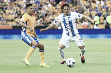 Tigres and Pachuca will do battle in the CONCACAF Champions League finals.Photo: Mexsport