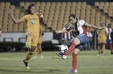 Tigres nunca ha perdido en el partido inaugural // Foto: Chivas