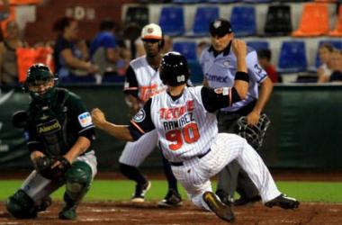 A pesar del esfuerzo, Tigres no consiguió darle vuelta al resultado. (Foto:lmb.com)
