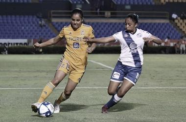 Tigres no ganaba desde la fecha uno // Foto: Liga MX Femenil
