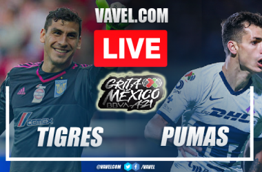 Tigres vs Pumas: Live Stream, How to Watch on TV and Score Updates in Liga MX