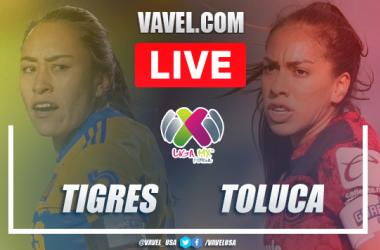 Goals and Highlights: Tigres Femenil 2-0 Toluca Femenil in Liga MX Femenil 2021