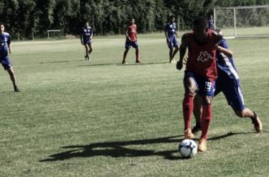 Tigre vs. Godoy Cruz, amistoso de pretemporada. FOTO: Prensa Tigre.
