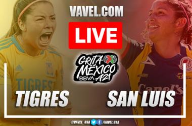 Goals and Highlights: Tigres femenil 5-1 Atletico San Luis femenil in Liga MX Femenil